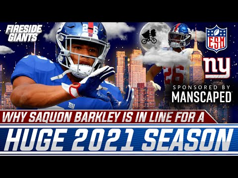 How the New York Giants and MAXIMIZE The Return Of Saquon Barkley | Can  Saquon Be a Top 3 RB Again?