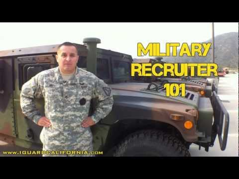 DON'T Meet A Military Recruiter Until You Watch This! Pt1