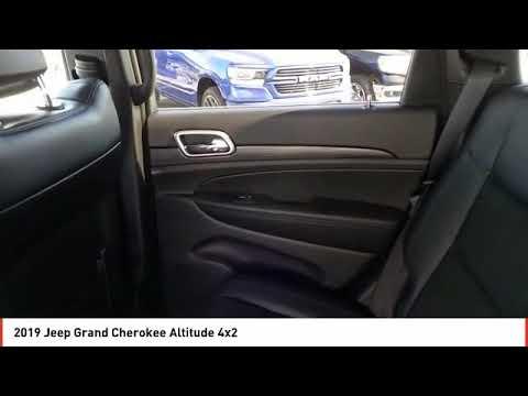 2019 Jeep Grand Cherokee Midland TX KC710767