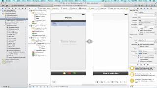 iOS Programming Tutorial - Use of UINavigationController Part 2 - Tutorial 2
