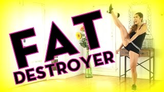 Fat Destroyer - BEST Cardio Workout