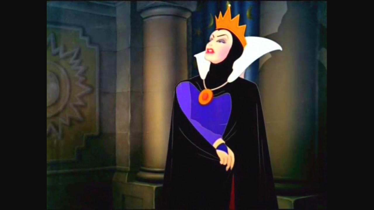 La regina grimilde consulta lo specchio magico ita youtube - Prendi lo specchio magico ...