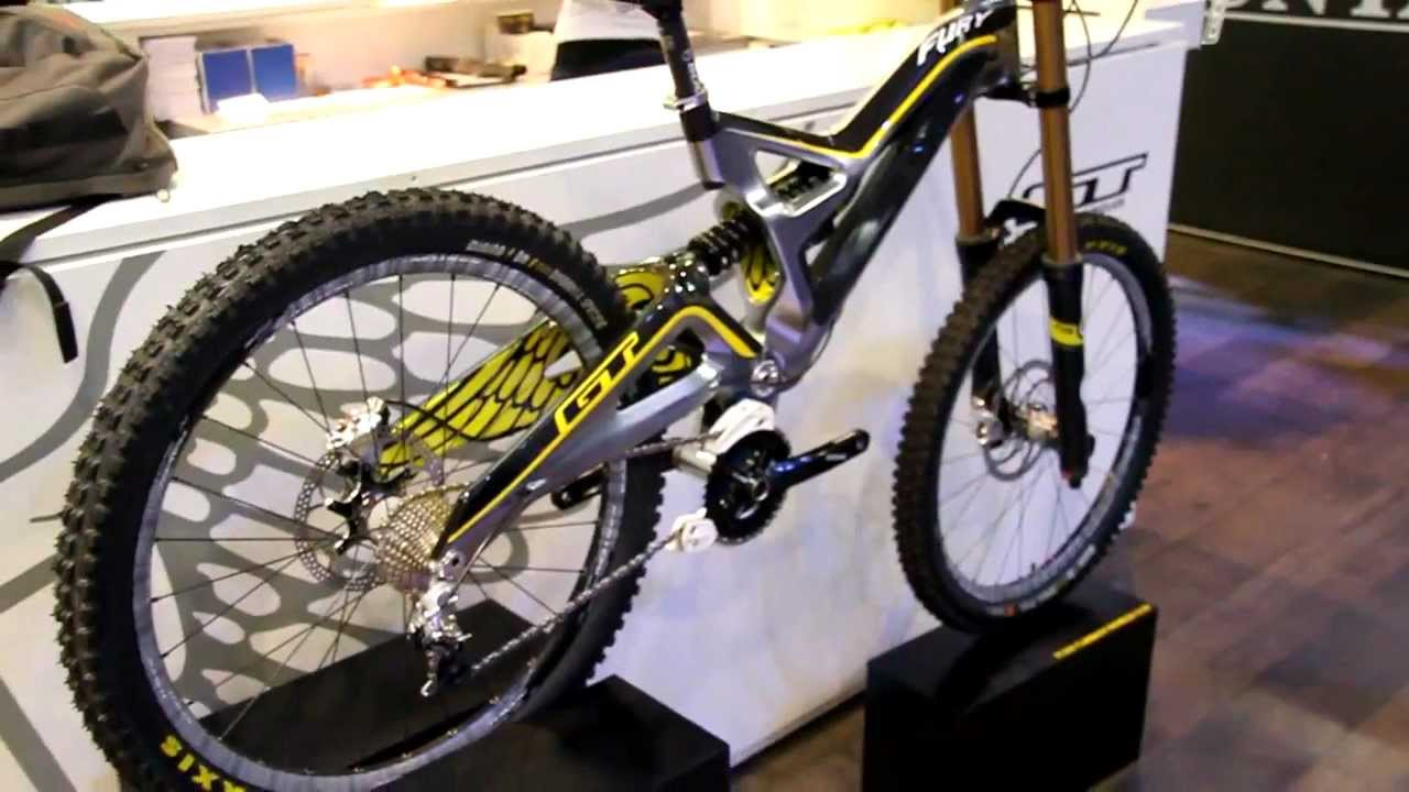 GT Fury Carbon DH World Cup Bike 2012 | Downhill | Produktvideo HD ...