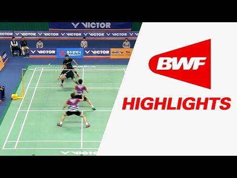 Victor Korea Masters 2017 | Badminton F – Highlights