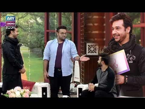 Funniest Moment's of today's Salam Zindagi