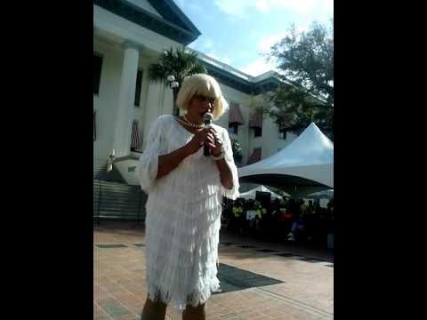 Dorothy Gordon  Tallahassee Capitol 2016