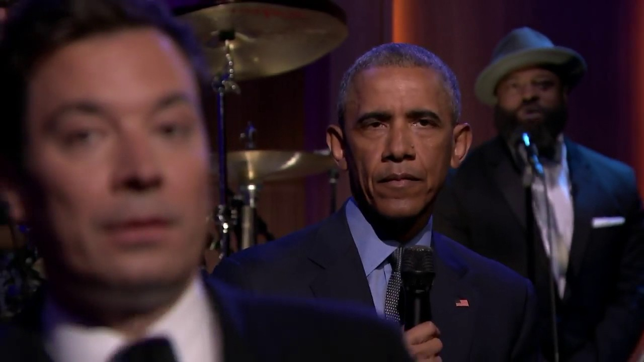 6 Best Moments of Obama Singing His Heart Out - Baeble Music