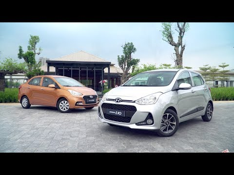 Hyundai Grand i10 2017 lắp ráp Việt Nam giá 340 triệu vừa ra mắt |XEHAY.VN|