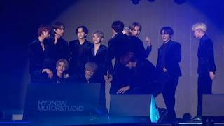 Cover images [4K] 20190928 - SNAP SHOOT - SEVENTEEN - Stage X Hyundai