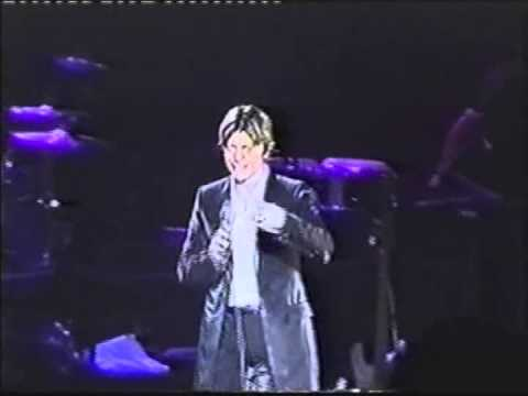 David Bowie - I Would Be Your Slave (live London 2002)