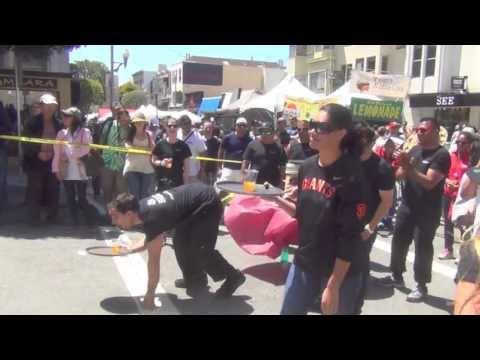 San Francisco's Union Street Festival  HD 1080p
