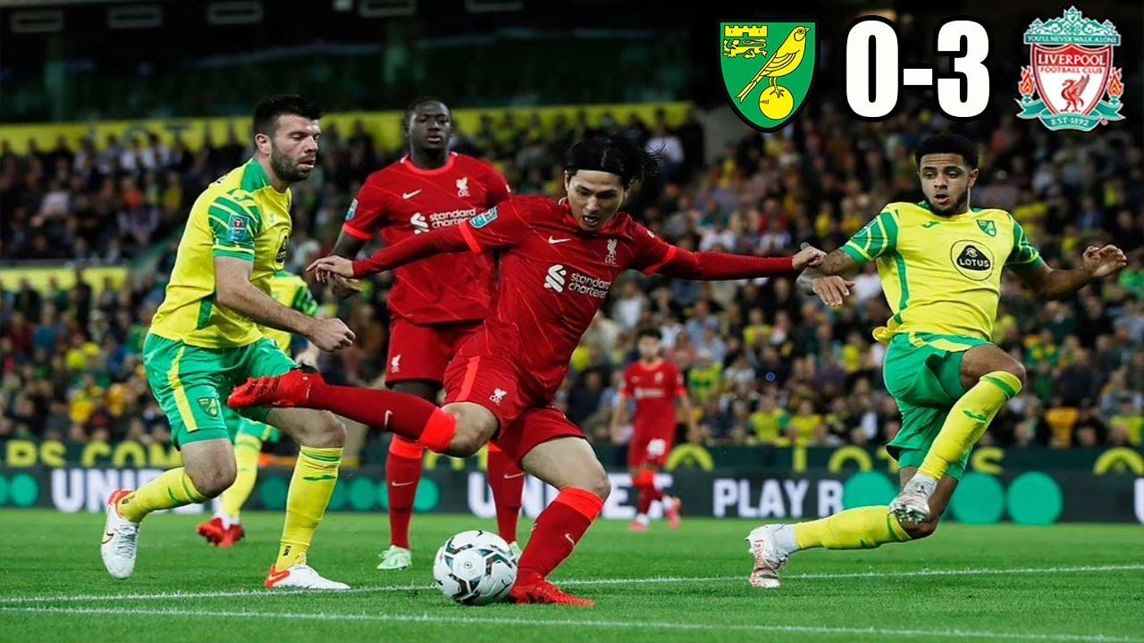 Norwich City vs. Liverpool - Football Match Report - September 21 ...