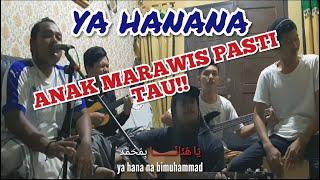 Download Mp3 Ya Hanana  Cover  - Marawis Al-munawar Bersama Bang Opik Sule  Vokal Marawis Al-