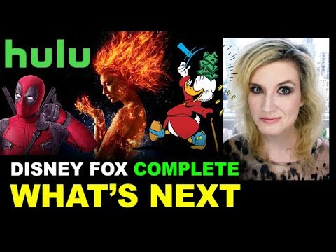 Disney Fox CONFIRMED - X-Men Dark Phoenix Cancelled?