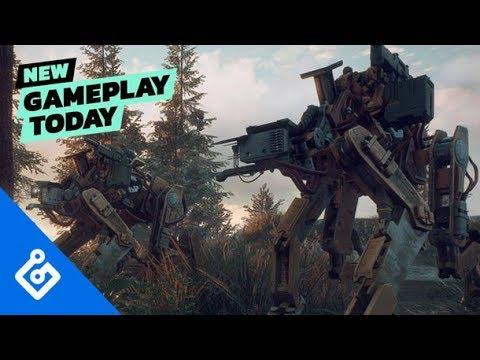 New Gameplay Today – Generation Zero Beta