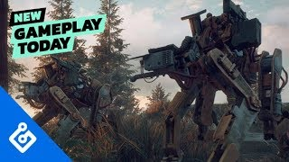 New Gameplay Today – Generation Zero Beta