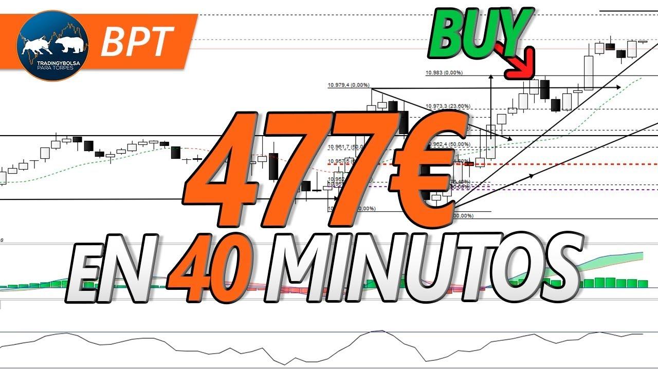 Trading: Operativa en directo y Master Trader Pro