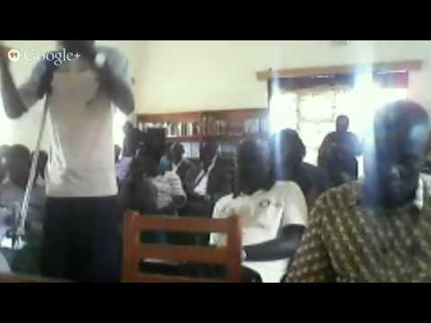 Digital Outreach: An Online Discussion Featuring Gulu MPs and the Gulu University Students' Parli...