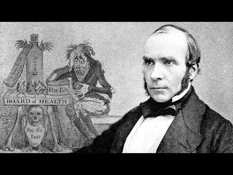 John Snow and the cholera outbreak of 1854 with Mike Jay | Medical London