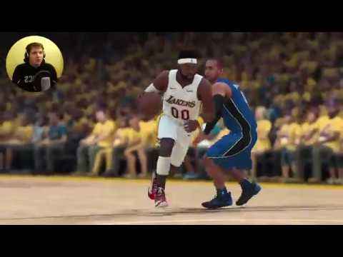 Bradley Boobser NBA 2K18 Best Moments | Лучшие моменты Бубы в NBA 2K18