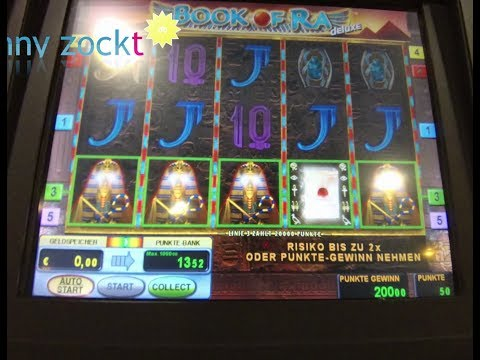 Book of Ra und Lucky Ladys Charm alles an nur einem Automat