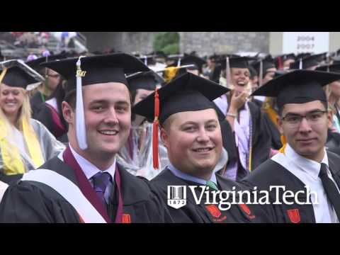 2017 Spring University Commencement: New Graduates