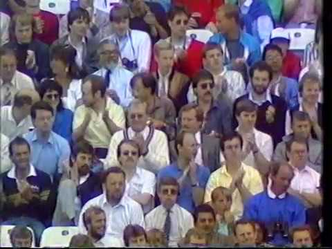 Marylebone Cricket Club v Rest of the World XI at Lord's, Aug 20-25, 1987