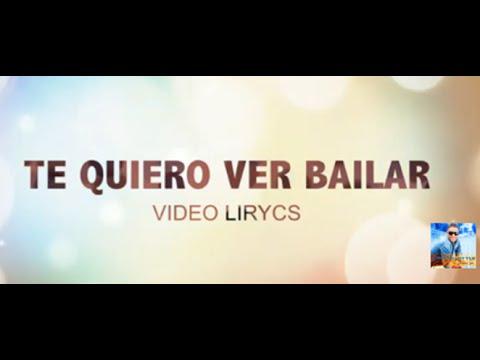 Lyrics containing the term: Yo Te Quiero
