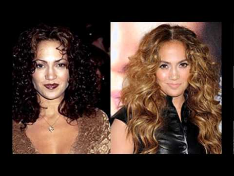 Jennifer Lopez before plastic surgery and without makeup on