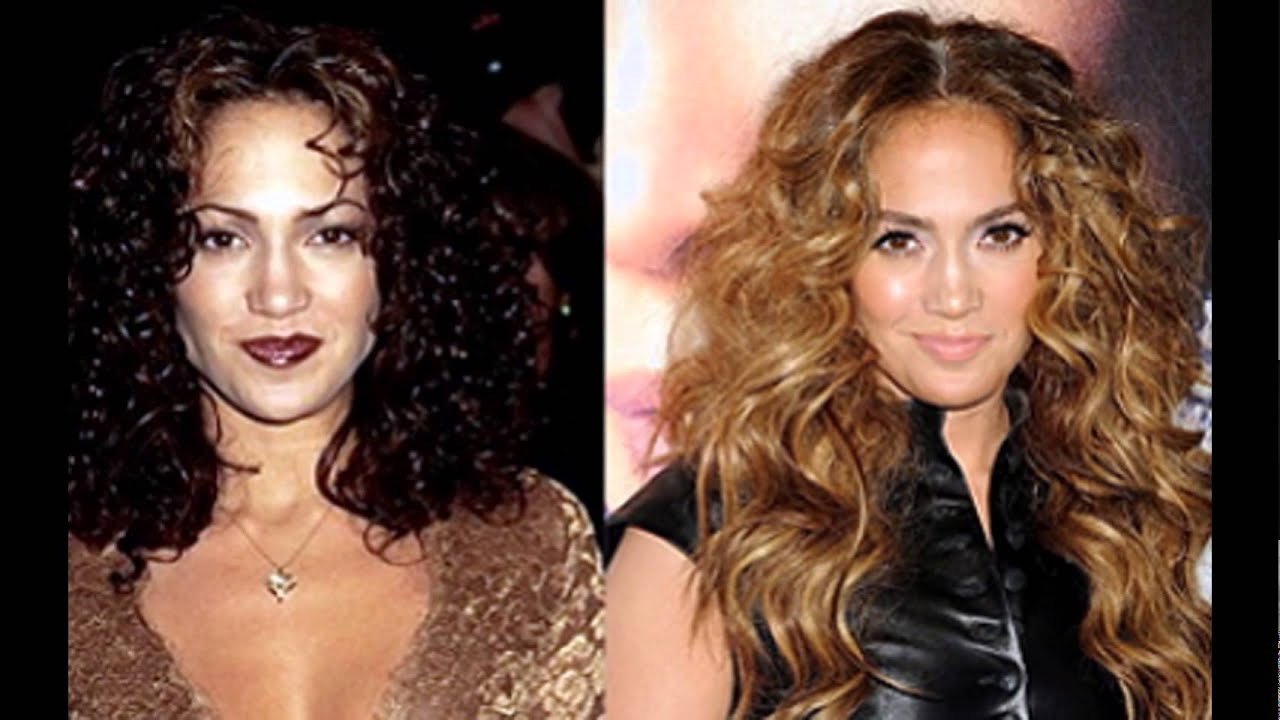 Jennifer lopez before plastic surgery and without makeup on youtube thecheapjerseys Images