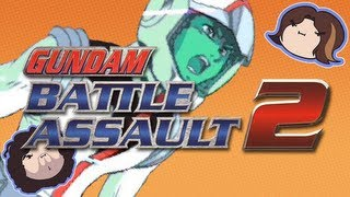 Gundam: Battle Assault 2 - Game Grumps VS