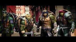 'Teenage Mutant Ninja Turtles: Out of the Shadows' (2016) Trailer #2