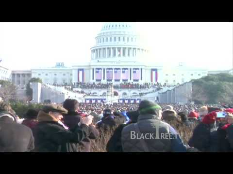 The Revolution was Televised at the Nat'l Mall Live from D.C