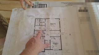 План американского каркасного дома. Тонкости электрики