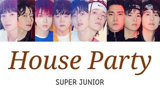 #superjunior#houseparty#カナルビ#日本語字幕.
