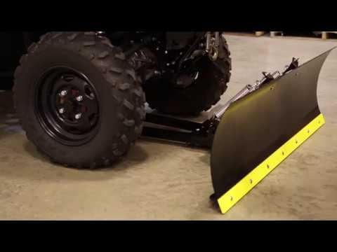 Champion 50-Inch Universal ATV Snow Plow System (Assembly 100398)