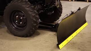 Champion 50-Inch Universal ATV Snow Plow System (Assembly 100398)<