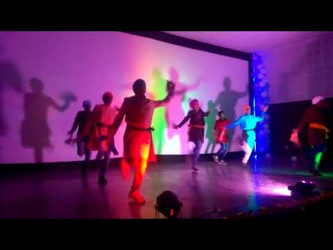 5 taara song bhangra dance by air warriors simple steps performance