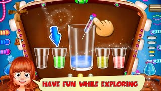 """Science Experiments With Water """"Casual Kids Games"""" Android Gameplay Video"""