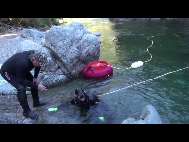 Pat Keene's Trip to the Yuba 2016, HydroAir
