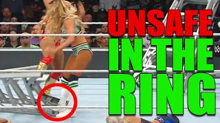 Carmella Calls Out Mandy Rose (Deleted Tweet) | Internet LAUGHS WWE 24/7 Championship