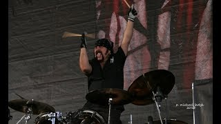Vinnie Paul 1988 - 2018 ( Drummer moments )