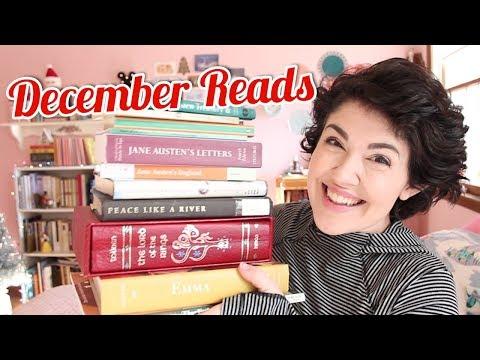 DECEMBER 2017 READS & JANUARY TBR | BookishPrincess