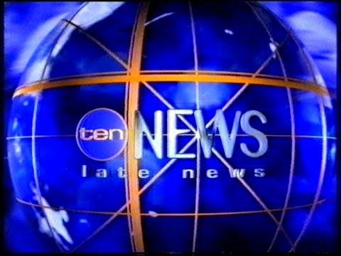 Ten's Late News - Full Bulletin (16.1.2002)