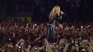 Beyonce Halo & Closing Sound Of Change Twickenham Stadium 01.06.13