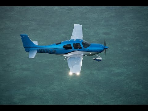 Cirrus SR22T G6 Flight Trial