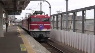 カシオペアクルーズ 太子堂駅通過 thumbnail