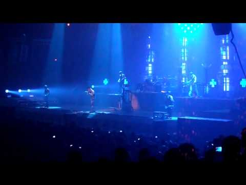 Benzin by Rammstein (Live at the Allstate Arena, Chicago Illinois)