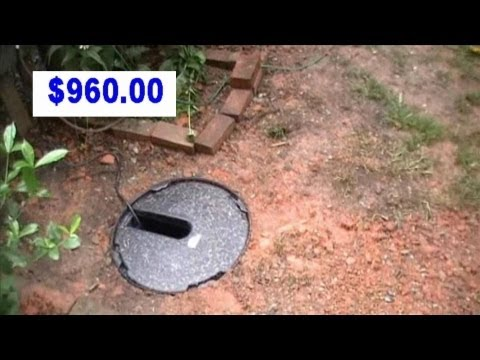 French Drain, How Much Does It Cost To Install Drainage