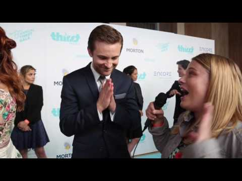 Michael Welch  at 8th Annual Thirst Project Gala